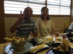 『両親の、結婚50周年記念』を皆んなで (^-^)/